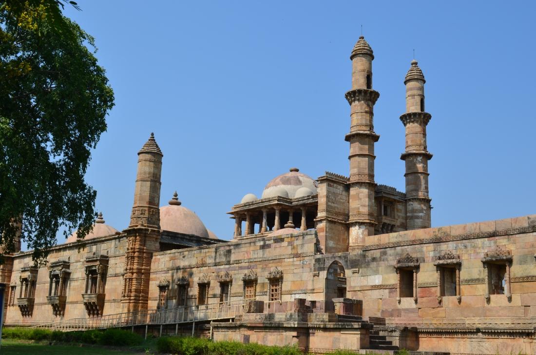 Jama Masjid, Champaner.