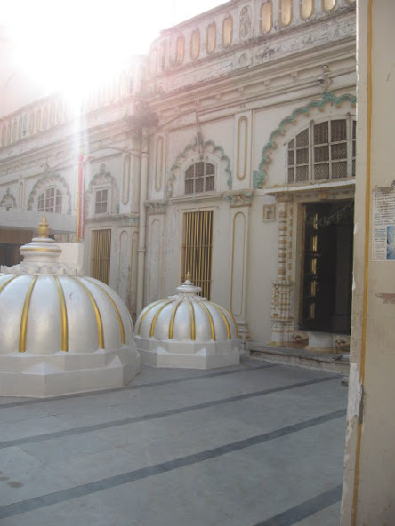 This Jain temple is completely underground.