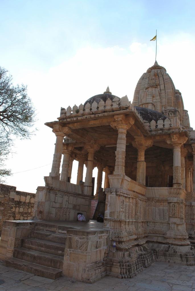 Mirabai's temple