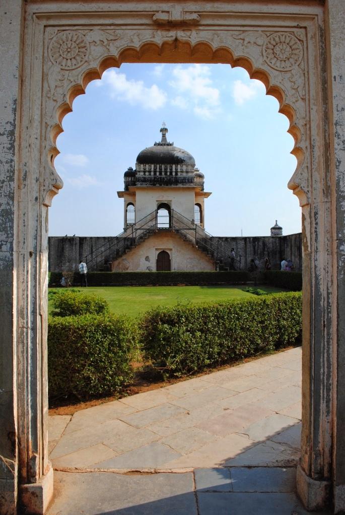 Rani Padmini's palace.
