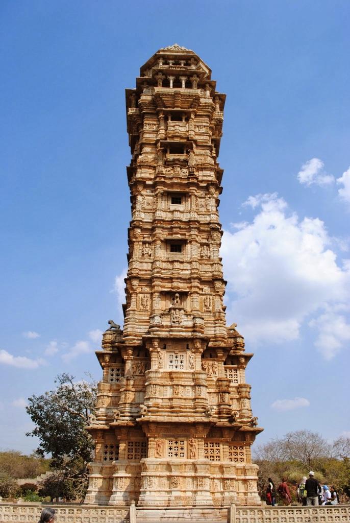 Vijay Stambh, Chittorgarh.
