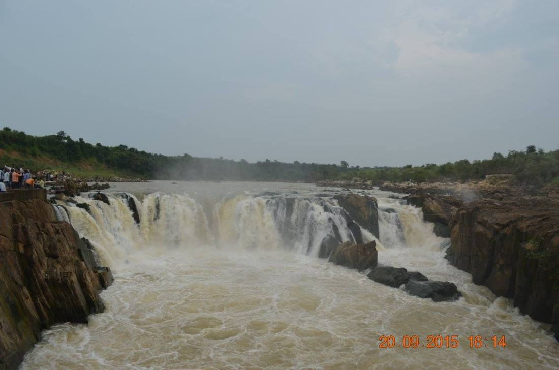 Dhuandhaar falls - 2
