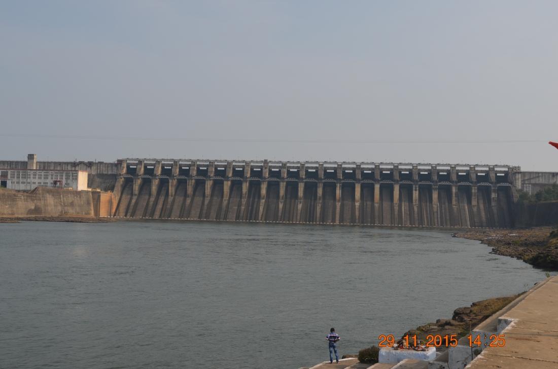 Bargi dam