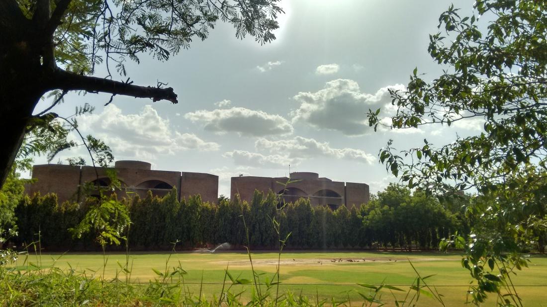 IIM campus