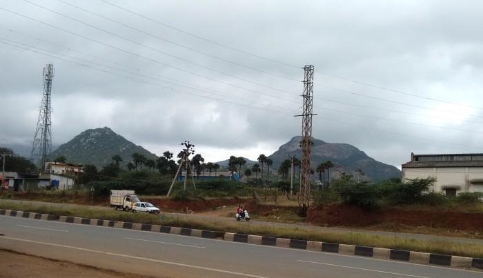 On way to Palakkad - 2