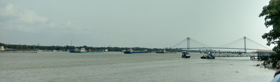 New Howrah bridge